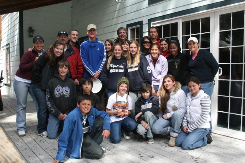 Sandy's Sayings: Jr. High Winter Camp